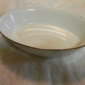 Noritaka Retired Renie Oval Bowl